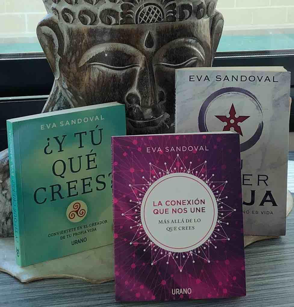 Libros Eva Sandoval